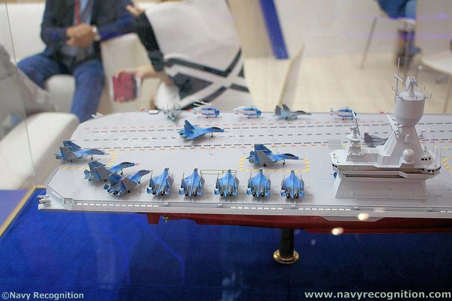 Future russian aircraft carriers. #2 - Page 3 Russia12