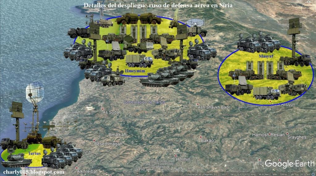P.V.O. (Russian Air Defence) General Thread: - Page 9 Siria_10