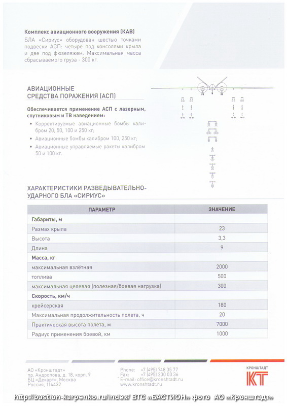 UAVs in Russian Armed Forces: News #2 - Page 6 Sirius11