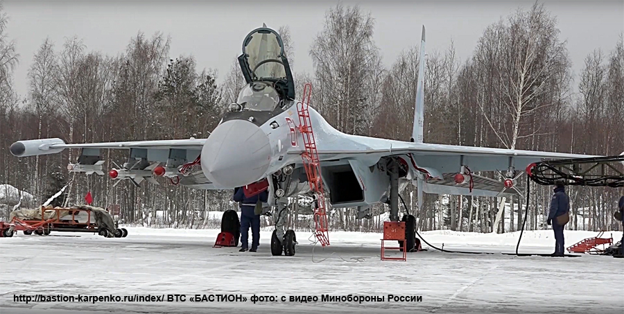 Russian Military Photos and Videos #4 - Page 40 Su-35s15