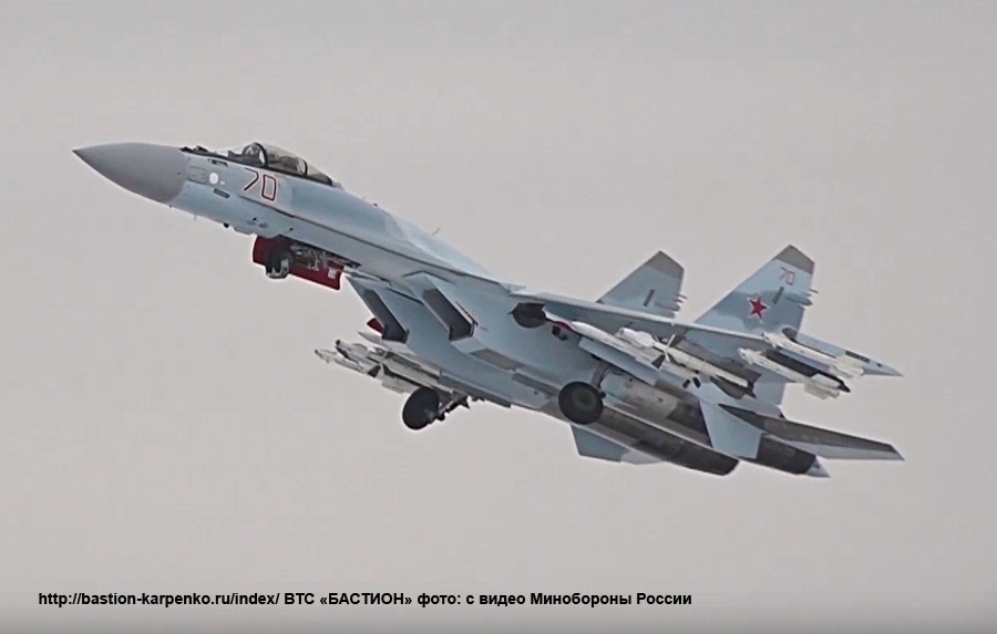 Russian Military Photos and Videos #4 - Page 40 Su-35s17