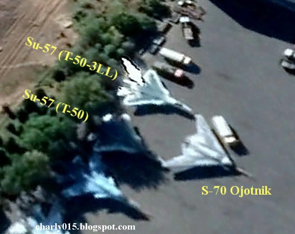 """S-70 """"Okhotnik"""" UCAV - Page 13 Su-57_21"""