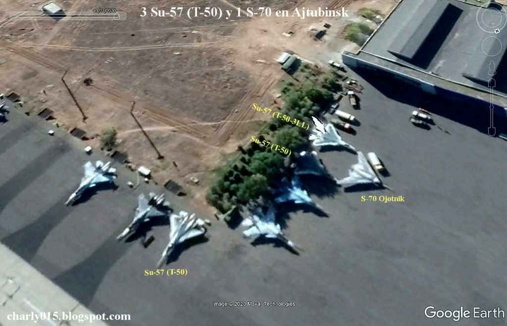 """S-70 """"Okhotnik"""" UCAV - Page 13 Su-57_22"""