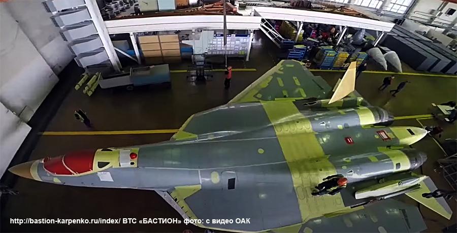 Su-57 Stealth Fighter: News #7 - Page 6 Su-57s11