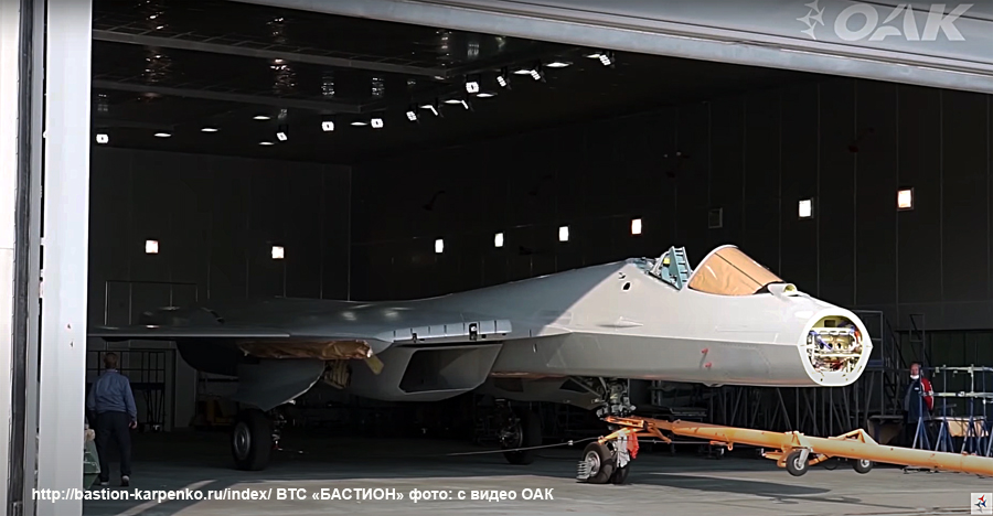 Su-57 Stealth Fighter: News #7 - Page 6 Su-57s13