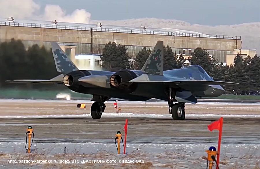 Su-57 Stealth Fighter: News #7 - Page 6 Su-57s17