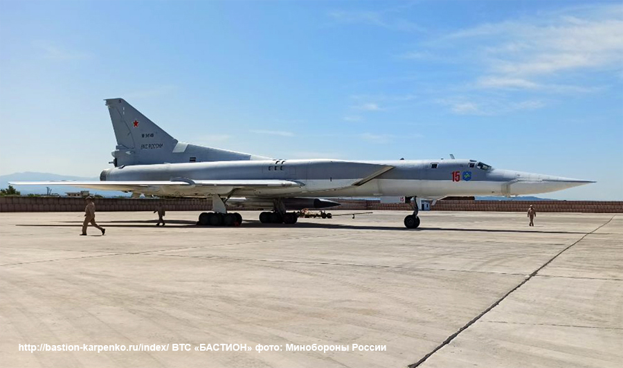 Russian military intervention and aid to Syria #14 - Page 20 Tu-22m10