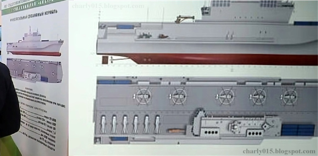Universal landing ships for Russian Navy - Page 7 Udk10