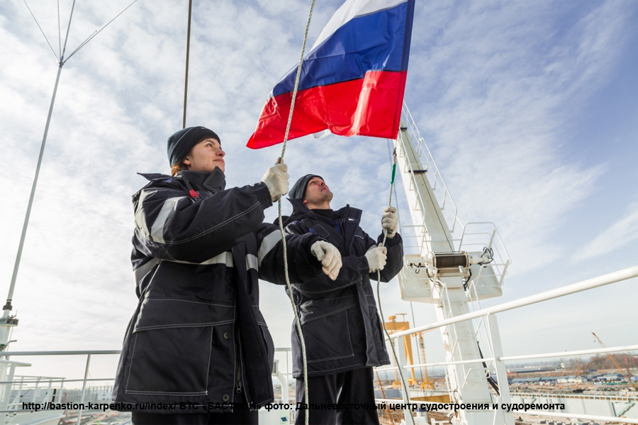 Russian Civil Shipbuilding Sector - Page 5 Vladim11