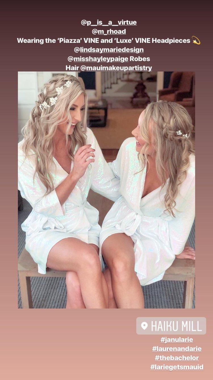 Arie Jr & Lauren Luyendyk - FAN Forum - Wedding - Discussion - Page 25 Lm310