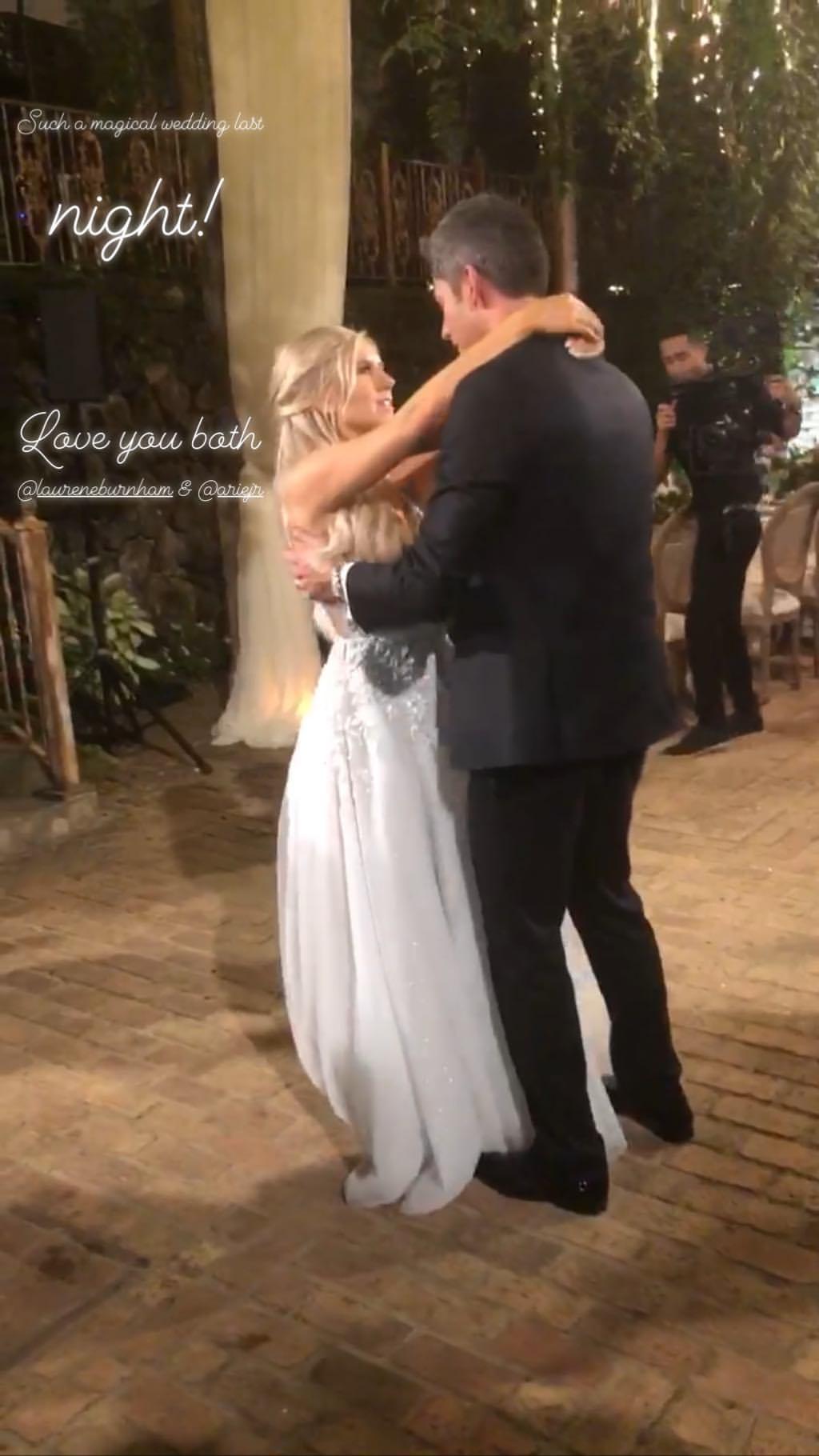 Arie Jr & Lauren Luyendyk - FAN Forum - Wedding - Discussion - Page 17 Mr112