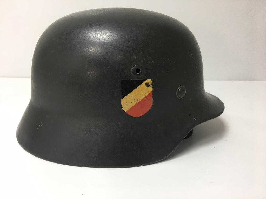 avis sur casque DD LUFT M35 Casque18