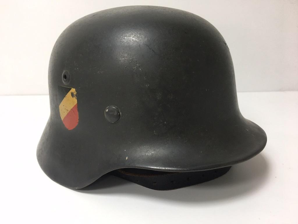 avis sur casque DD LUFT M35 Casque19