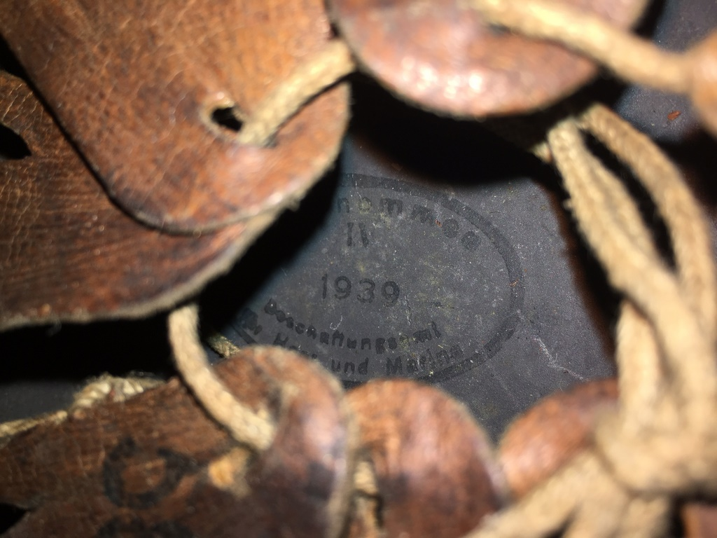 avis sur casque DD LUFT M35 Casque27