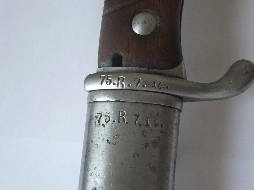 baionnette de sortie S98 nA Dscf5017
