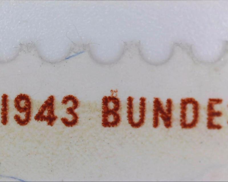 SBK B21 (Mi 421) Bundeshaus in Bern Pp-21-16