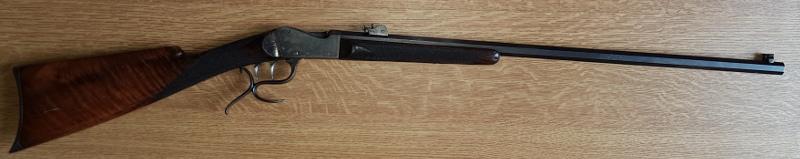Une carabine de tir en 22lr d'origine inconnue, à restaurer. 1_prof10