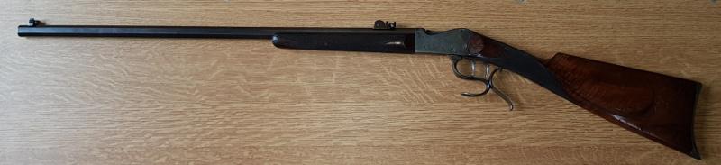 Une carabine de tir en 22lr d'origine inconnue, à restaurer. 2_prof10