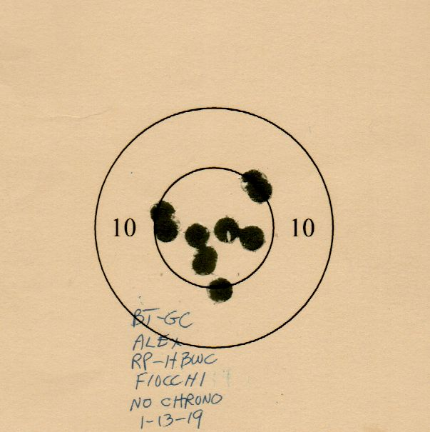 Clark 38 Wad Gun Experts 000510