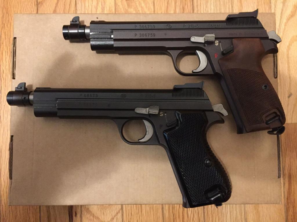 What's your favorite non-1911 semi auto CF pistol? 210-5-10