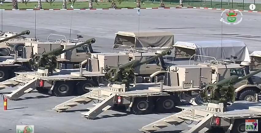 العراق يعيد للخدمه مدفعيه D-30 عيار 122 ملم محموله على الشاحنات  Poipoi10