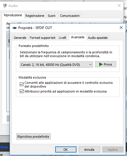 Problema windows 10 e DAC Cattur11