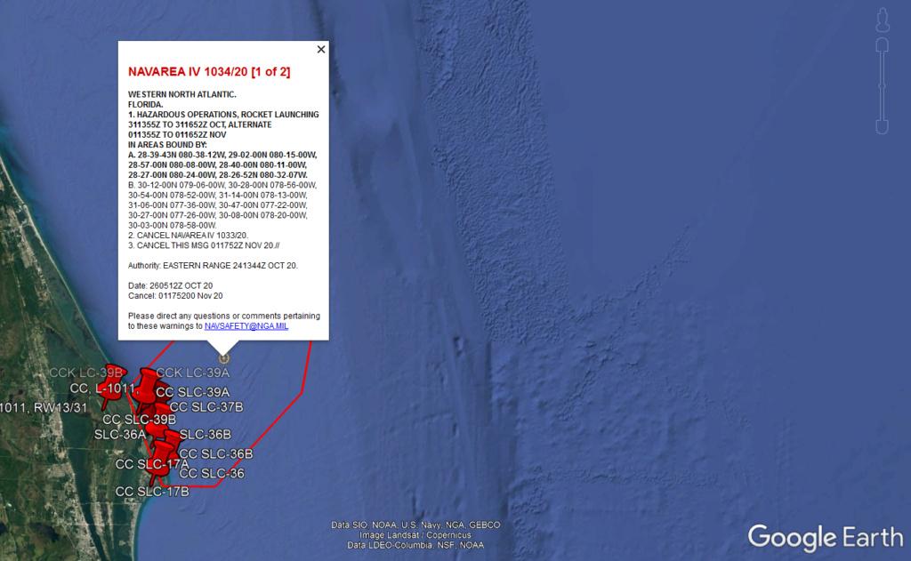 Falcon 9 (NROL-108) - CCAFS - 18.11.2020 Captur12