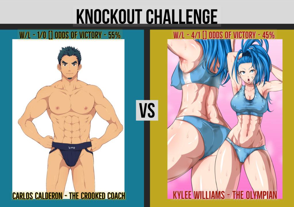 Carlos Calderón vs Kylee Williams - Know Your League!  Img_2012