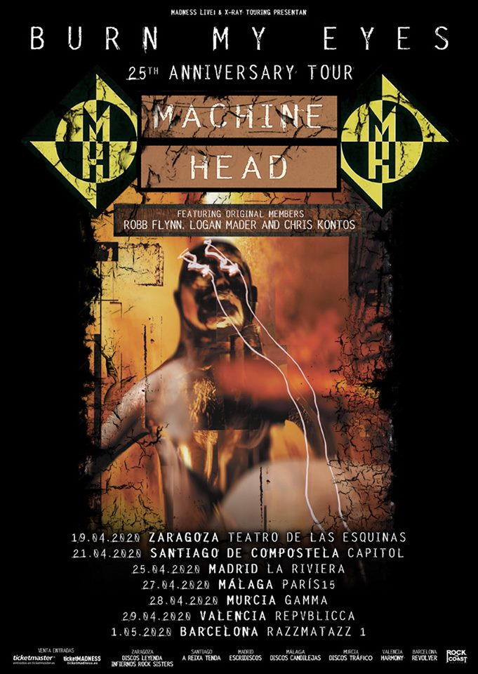 Machine Head 70267510