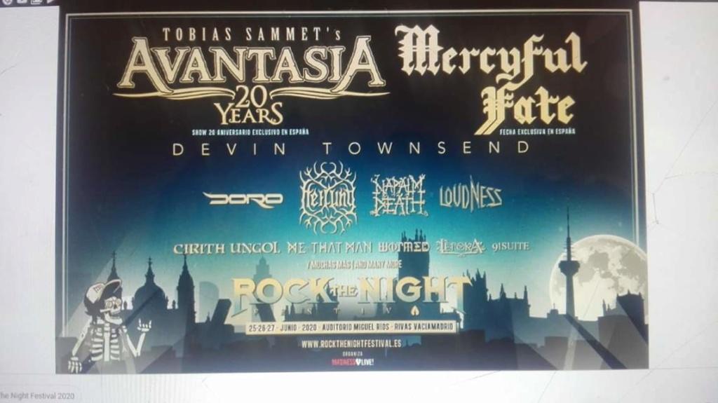 Rock the night festival 25-27 Junio - Mercyful Fate , Foreigner, Skid Row y Avantasia - Página 3 73288610