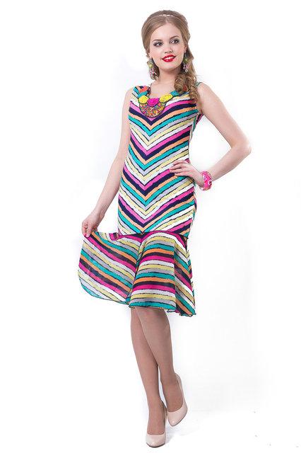 Пристрою платье 44 размер 53534910