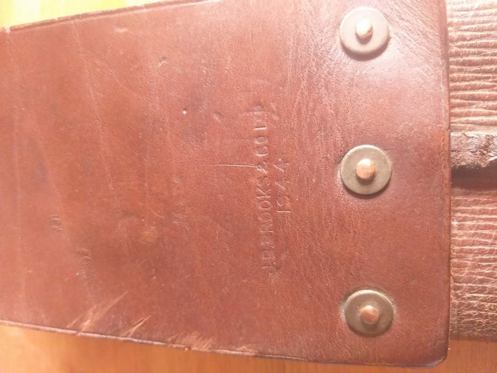 Machette anglaise 1944 20200719