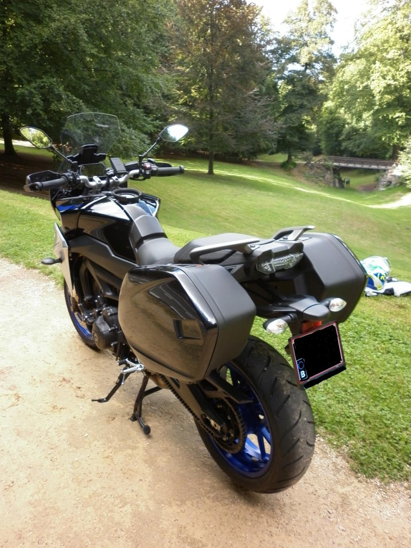 Photos de toutes les Yamaha TRACER du forum ! :) - Page 12 Arrier10