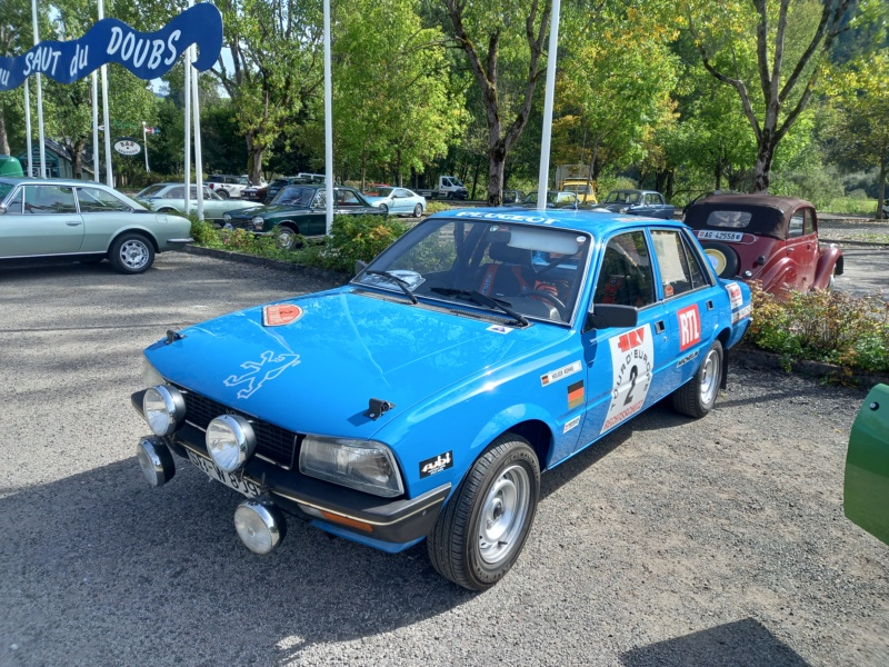 Rallye international L'Aventure Peugeot 20211013