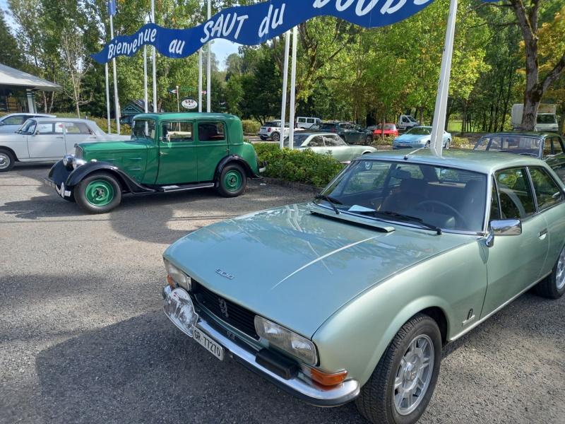 Rallye international L'Aventure Peugeot 20211015