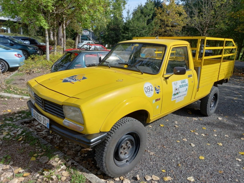 Rallye international L'Aventure Peugeot 20211017