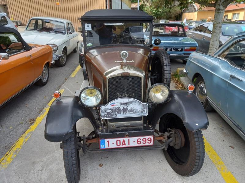 Rallye international L'Aventure Peugeot 20211023