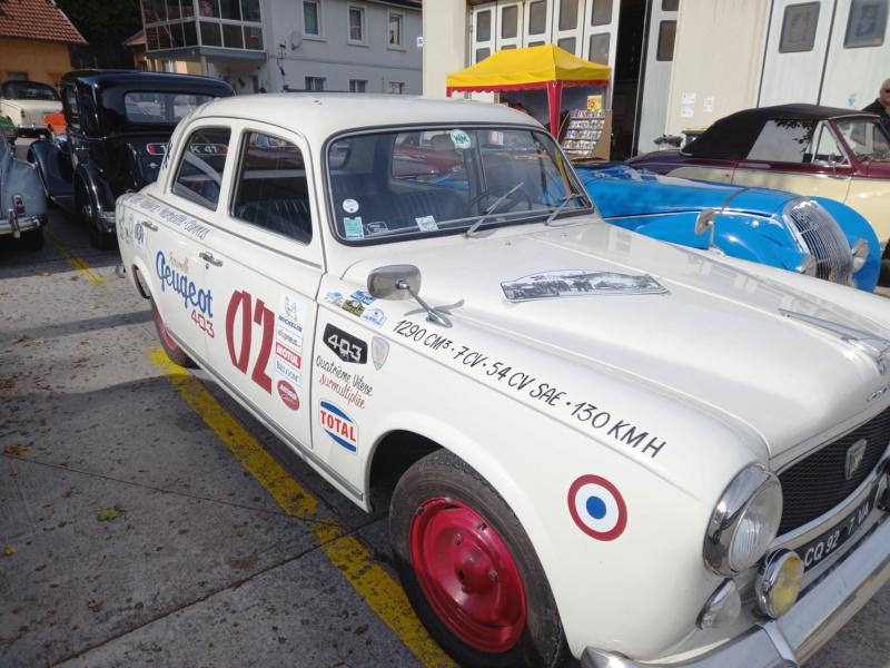 Rallye international L'Aventure Peugeot 20211027