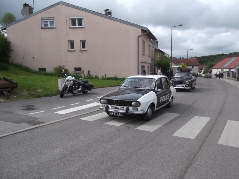 Embouteillage dans les rues de Rioz en Haute Saone Dscf2218