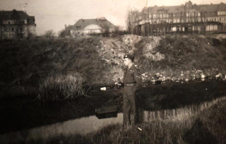 67 company rasc munster westfallen Cpl211