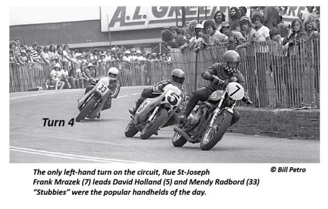 un article sur nos courseurs de 1974 Almaga10