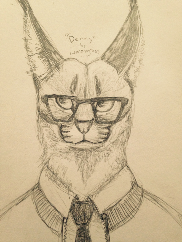 Anyone want their kitties hand-drawn? Fullsi10