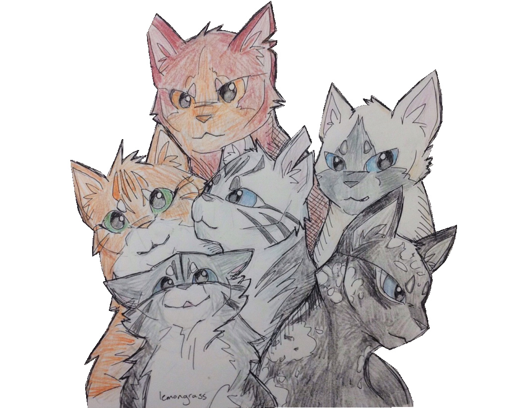 Anyone want their kitties hand-drawn? - Page 2 Fullsi11