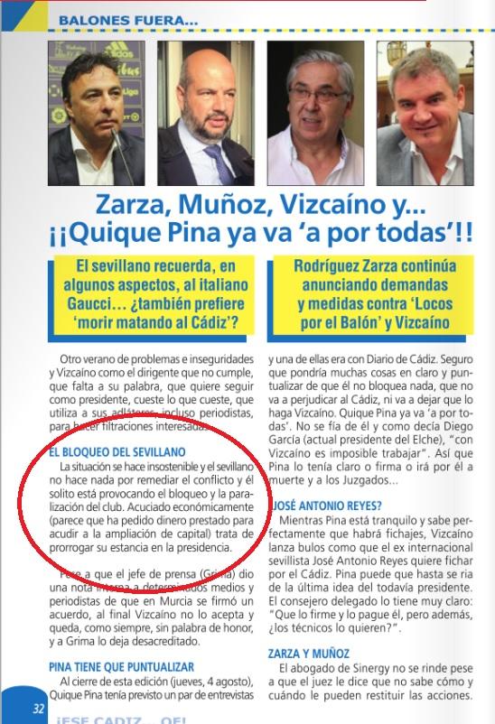 Algunas preguntas al Presidente del Cádiz y su amigo Carlos Medina10