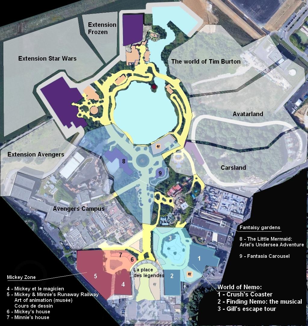 Que rajouteriez et/ou modifiriez vous à Disneyland Paris ? - Page 8 Walt_d10