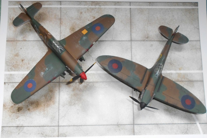 [AIRFIX] Spitfire et Hurricane Dscn4413