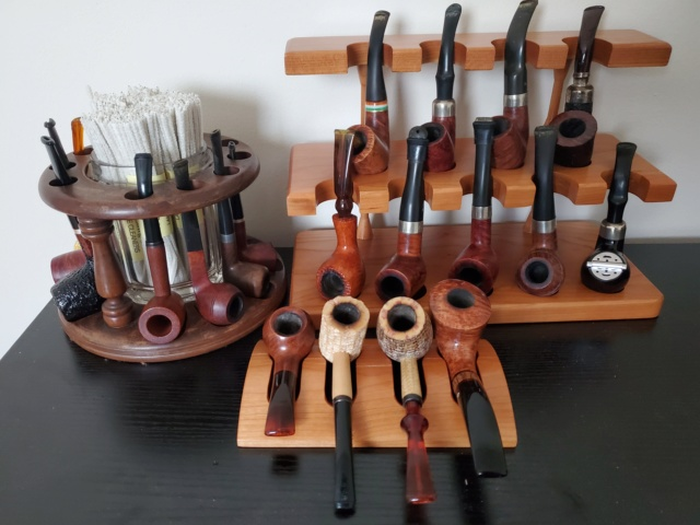 My pipe collection 20190928