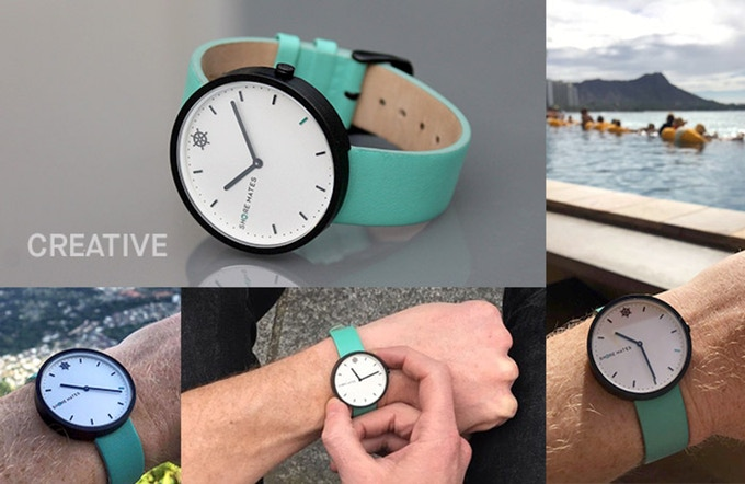 SHORE MATES : Ocean Inspired Watches 1010