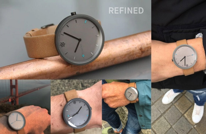 SHORE MATES : Ocean Inspired Watches 312