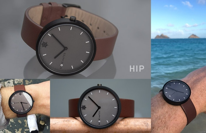 SHORE MATES : Ocean Inspired Watches 411
